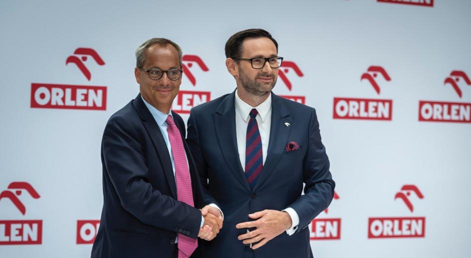 Orlen zawiera strategiczne partnerstwo z GE. Będzie się starał o kolejne koncesje offshore