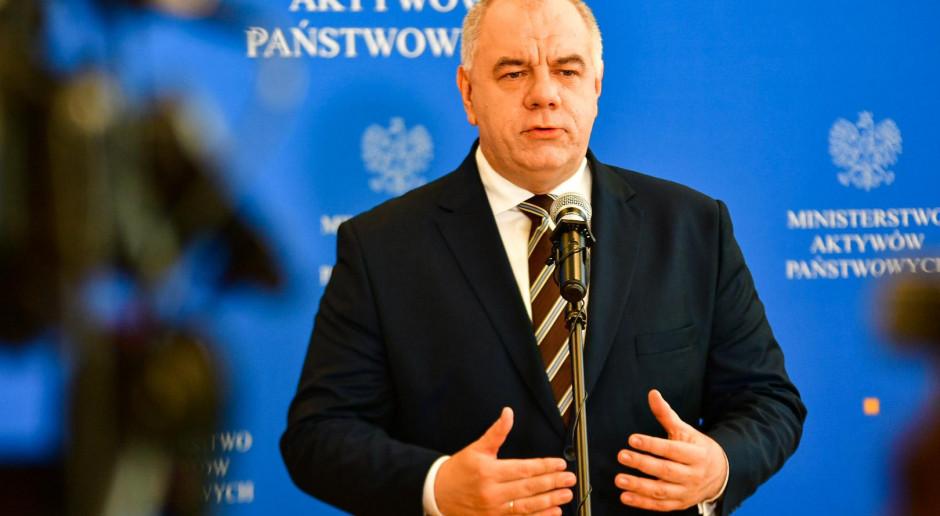 Jacek Sasin: gazociąg Nord Stream 2 zostanie objęty prawem europejskim