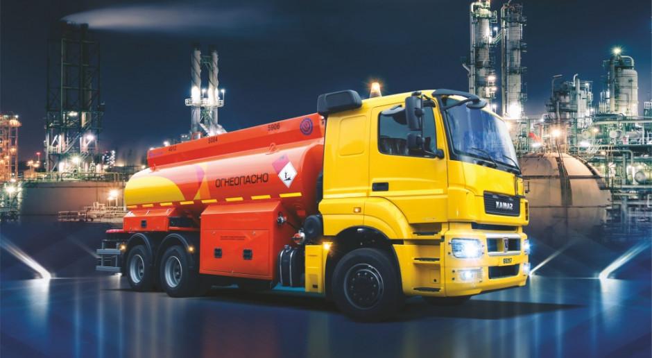 Największy rosyjski producent ciężarówek z rządowa pomocą