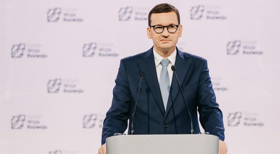 Premier: dziś mamy szanse wybić się na niepodległość gospodarczą
