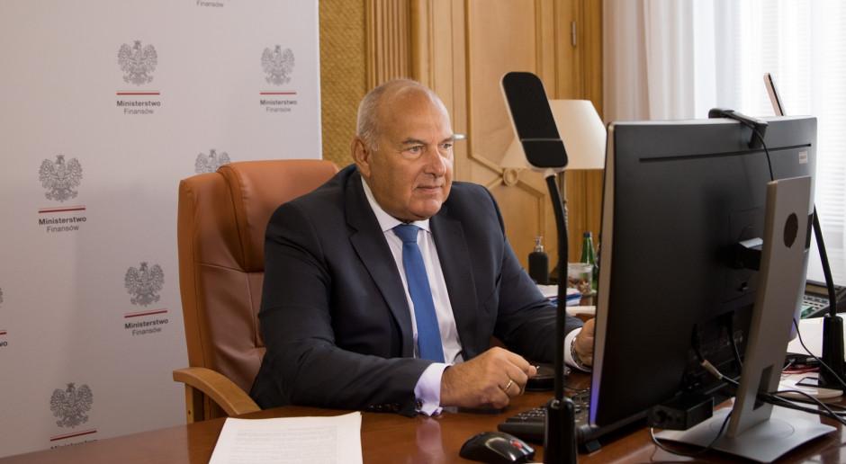 Minister finansów Tadeusz Kościński nie wyklucza wprowadzenia podatku przychodowego