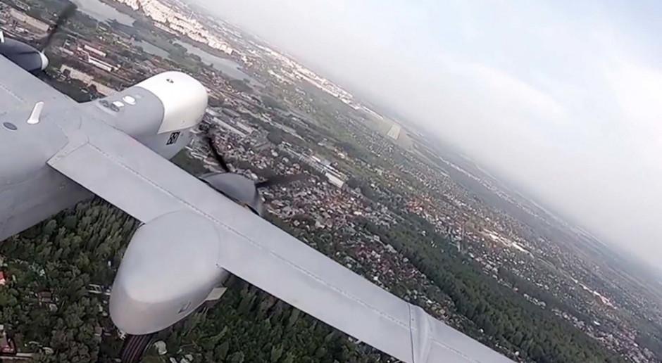 Rosja będzie miała pierwszego ciężkiego drona uderzeniowego