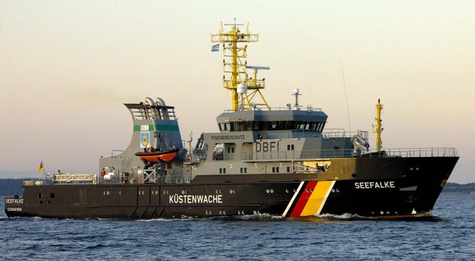 PGZ Stocznia Wojenna naprawi niemiecki okręt