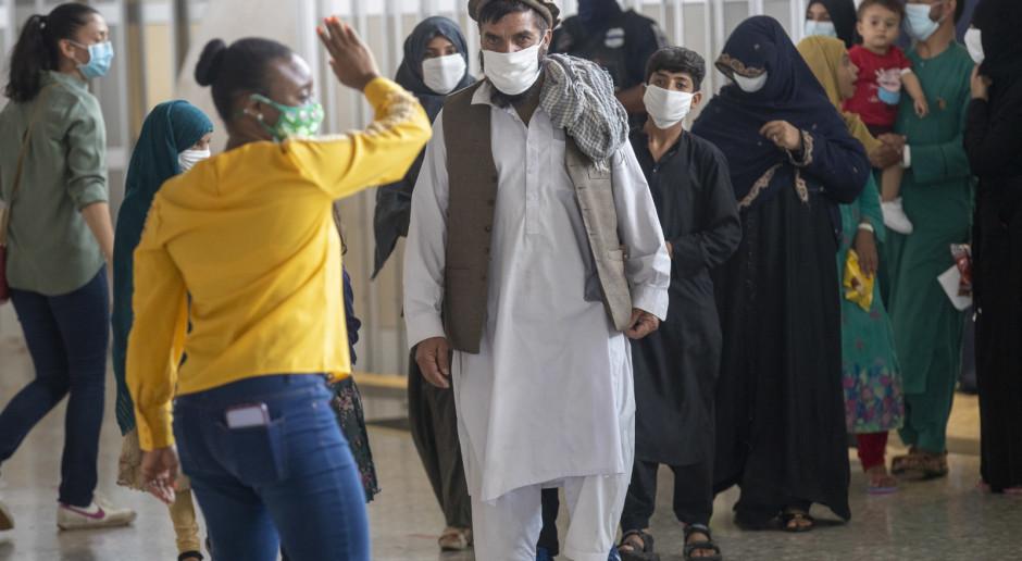 USA: Pentagon: Uchodźcy z Afganistanu będą wstępnie lokowani w bazach wojskowych