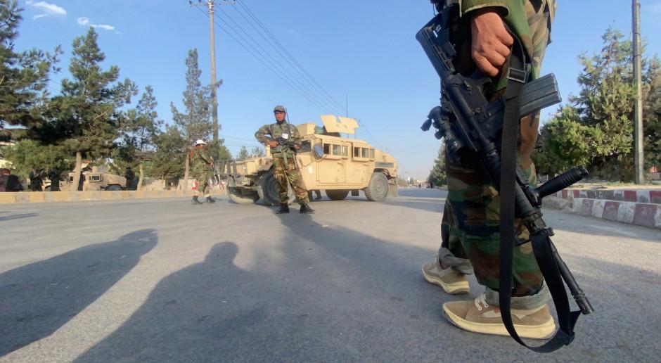 Afganistan: Talibowie potępiają atak USA na afgańskim terytorium