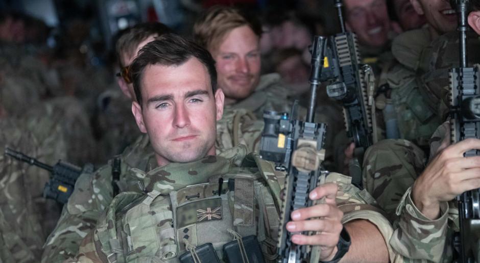 Ostatni brytyjscy żołnierze opuścili Afganistan