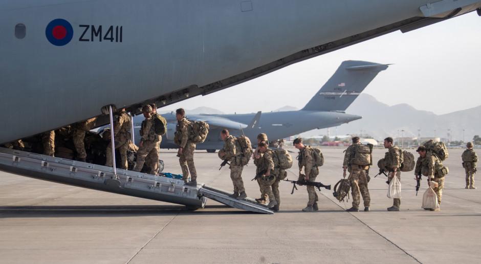 Afganistan: Reuters: Siły amerykańskie są w końcowej fazie ewakuacji z Kabulu