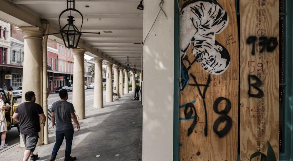 USA: Luizjana przygotowuje się na nadejście huraganu Ida