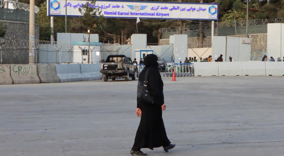 Afganistan: USA i talibowie ostrzegają przed kolejnym zagrożeniem
