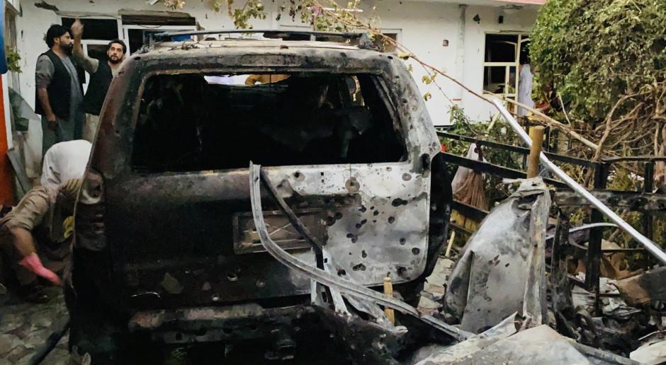 Afganistan: dpa: Według świadków rakieta uderzyła w dom w pobliżu lotniska w Kabulu