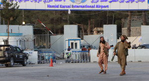 Przywódca talibów jest w Afganistanie