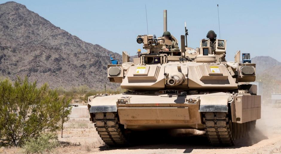 Czołgi Abrams za 23 mld zł budzą wątpliwości. Politycy mnożą pytania