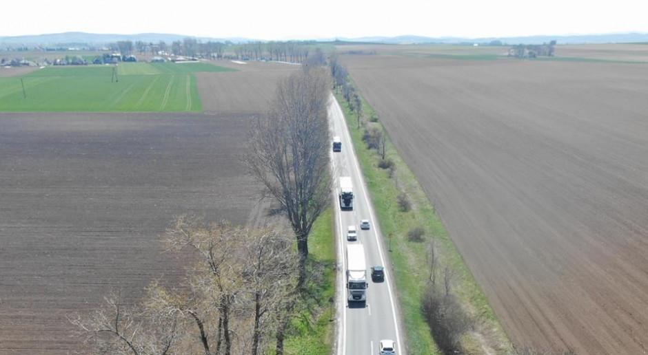 Jest decyzja środowiskowa dla odcinka drogi S8 Łagiewniki - Wrocław