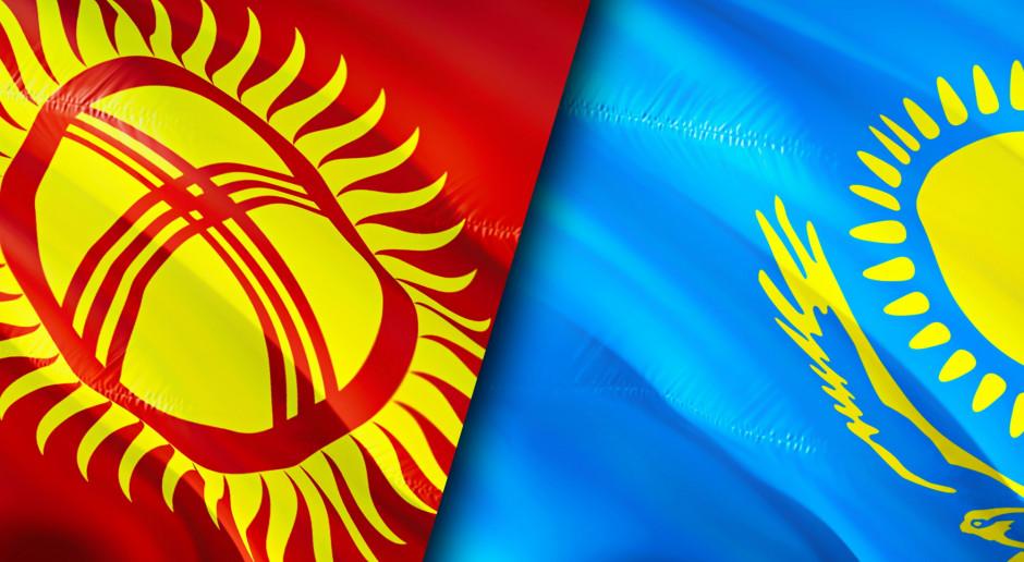 Kazachstan i Kirgistan tworzą kompleksy handlowo-logistyczne na granicy