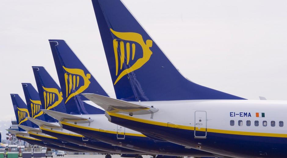 Ryanair wróży gwałtowne odbicie w podróżach lotniczych