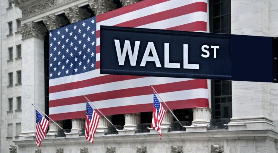 Wall Street lekko w dół, ale cały sierpień na plusie