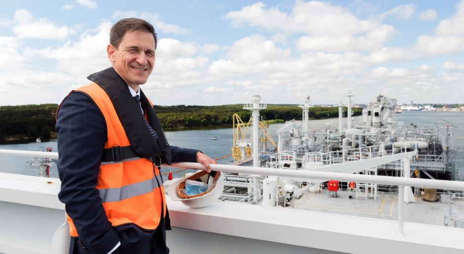 Minister energetyki Litwy celuje w głębszą integrację gospodarczą z Polską
