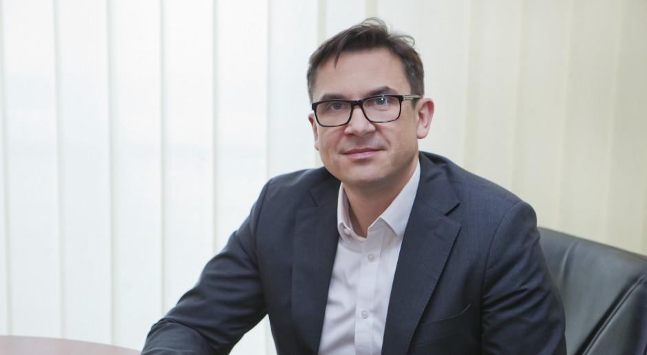 Konrad Borowski nowym prezesem firmy Dalkia Polska Energia