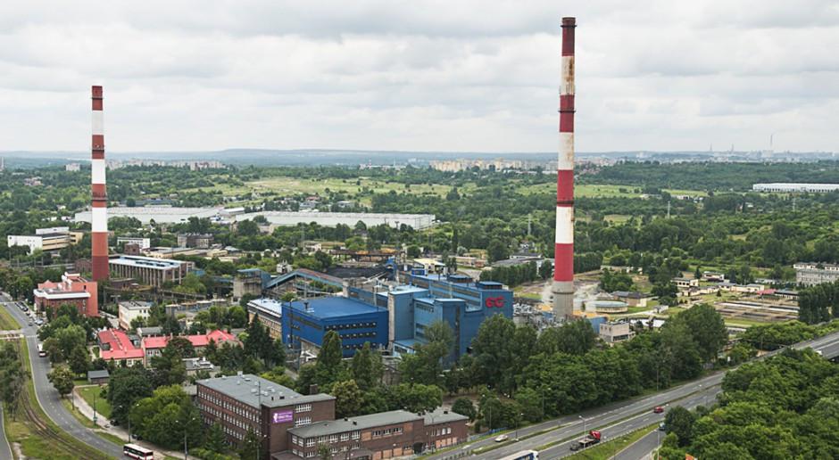EC Będzin bliżej odejścia od węgla. W planach biomasa, gaz i fotowoltaika