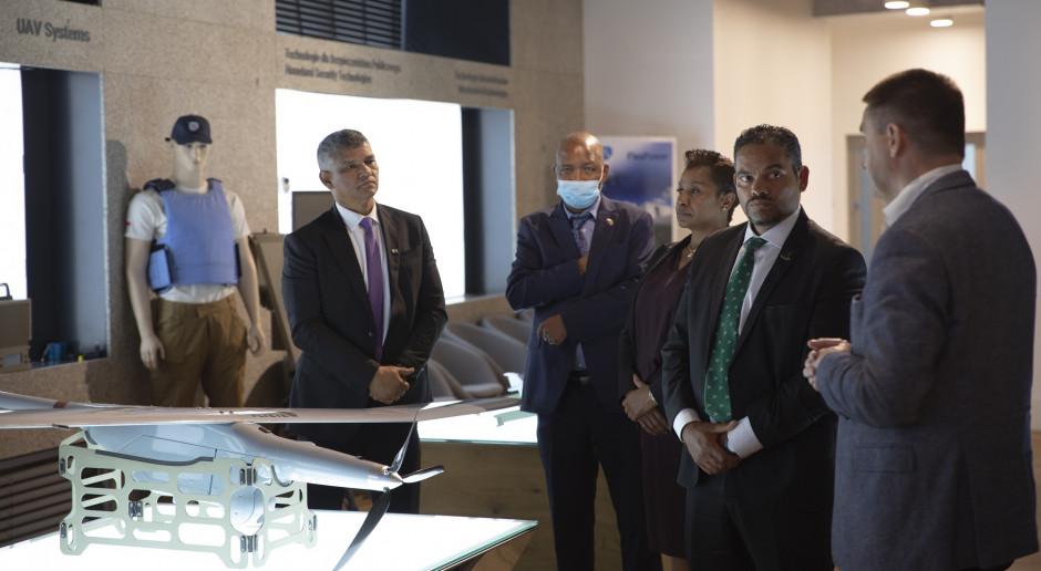 Grupa WB umacnia relacje zbrojeniowe z Afryką