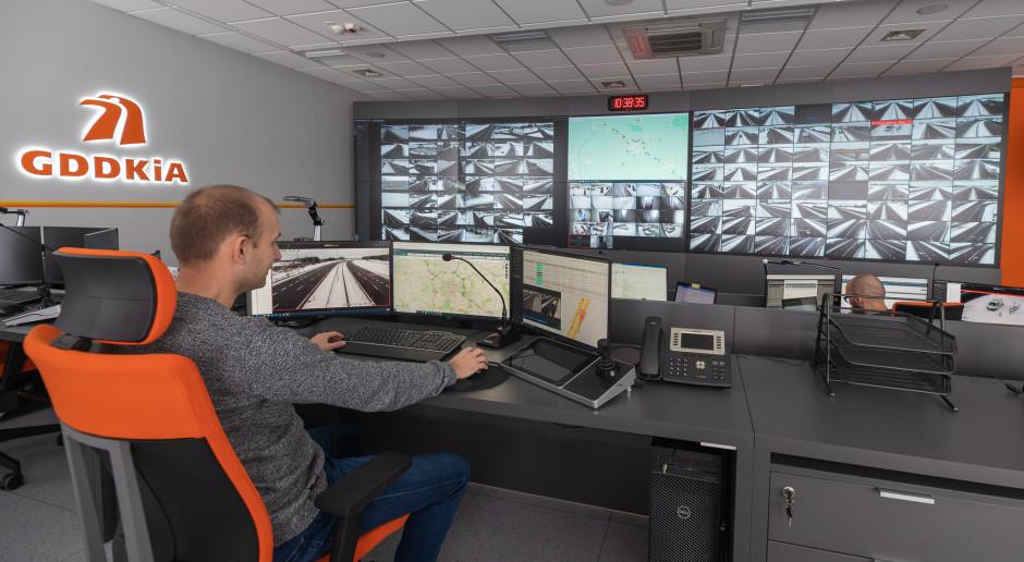 Jest umowa na systemu zarządzania ruchem na autostradach A1 i A2