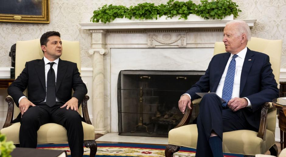 Sprzeciw USA i Ukrainy wobec Nord Stream 2 i rosyjskiej agresji