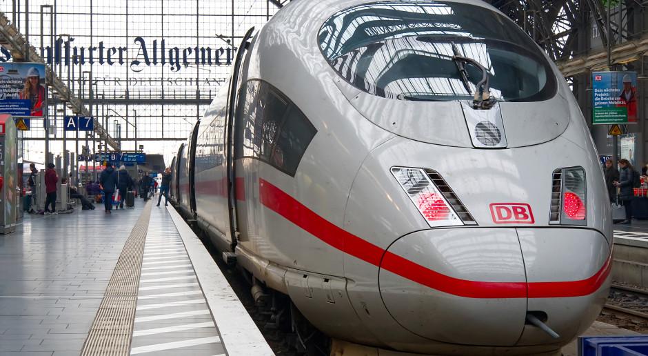 Niemieckie koleje idą do sądu przeciw strajkującym związkowcom