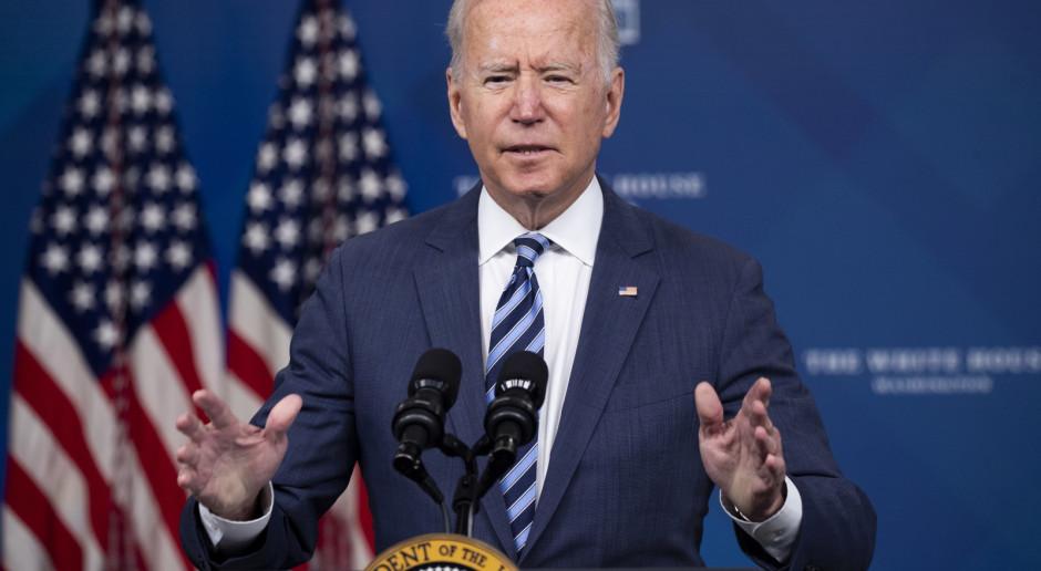 """Joe Biden: walka ze zmianami klimatu """"sprawą życia lub śmierci"""""""