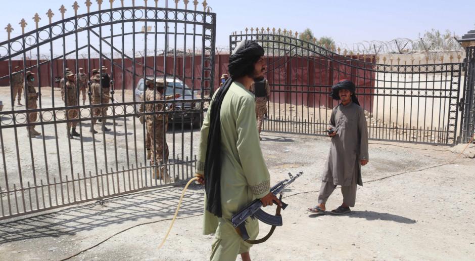 Talibowie ogłosili przejęcie kontroli nad Afganistanem