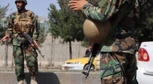 Żołnierze afgańscy poczuli się porzuceni?