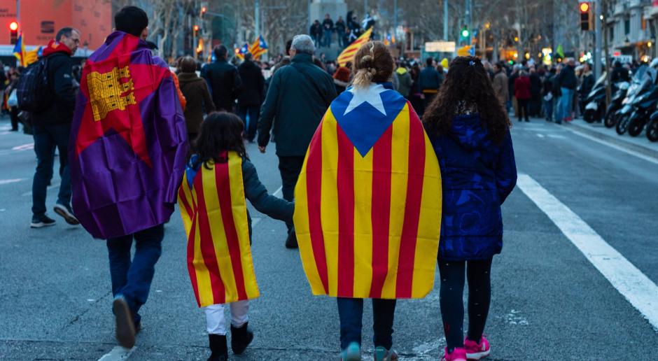 Media: Europejskie służby wywiadu potwierdzają próbę separatystów katalońskich uzyskania pomocy od Rosji