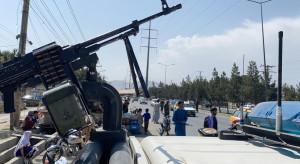 Talibowie weszli do stolicy Pandższeru