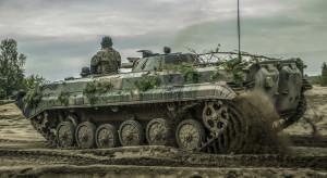 Wojskowe Zakłady Motoryzacyjne wyremontują bojowe wozy piechoty