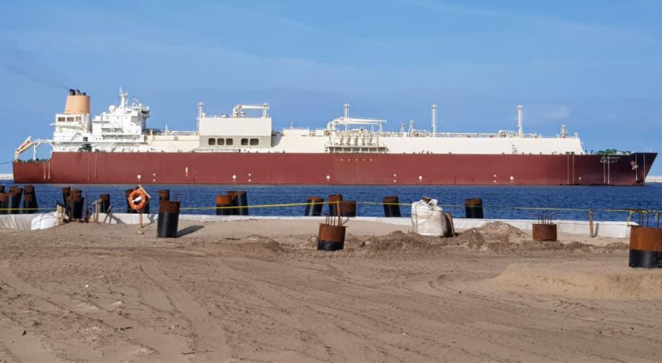 Pokój zawitał do terminala LNG w  Świnoujściu