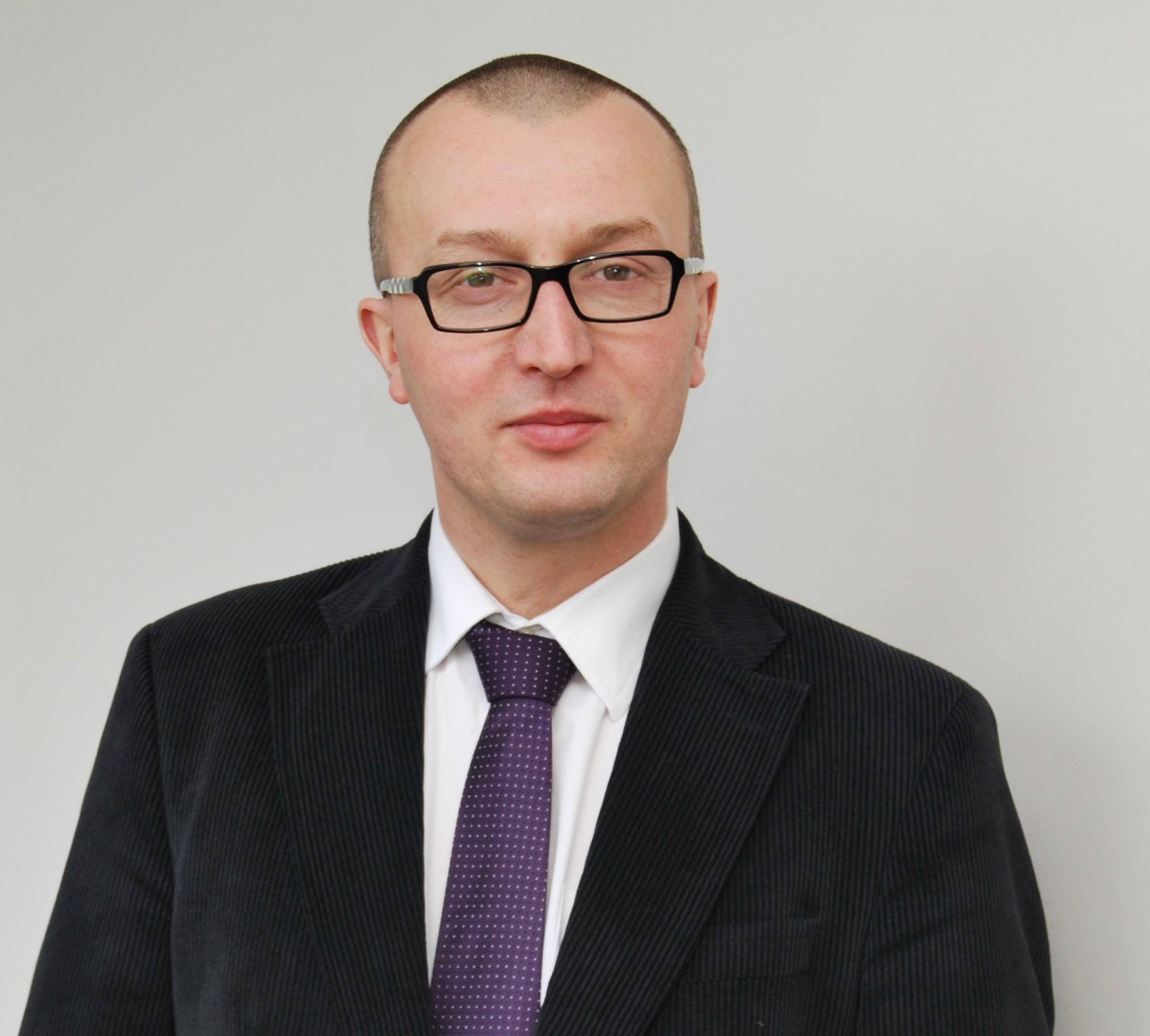 Prof. Adam Smoliński. Fot. Główny Instytut Górnictwa