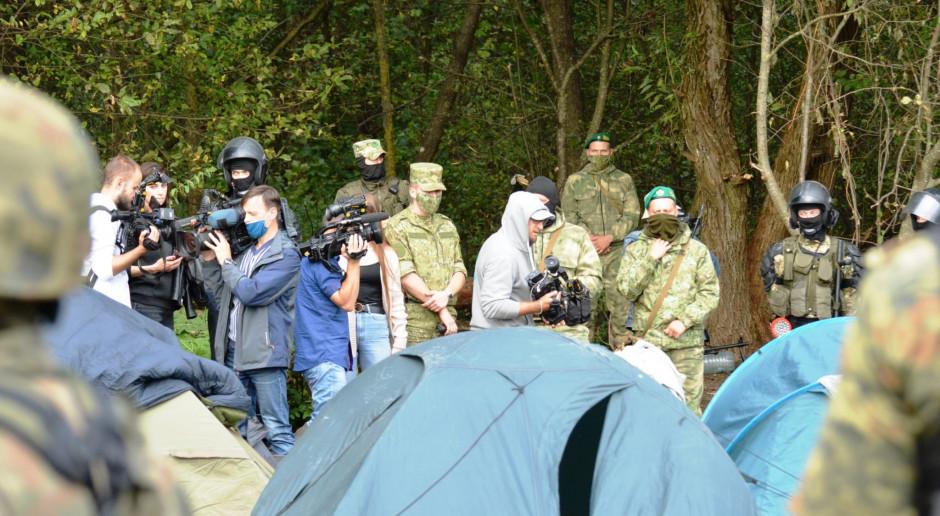 IOM zaniepokojona sytuacją na granicy polsko-białoruskiej. Wydała oświadczenie
