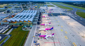 Ponad milion pasażerów na lotnisku w Gdańsku