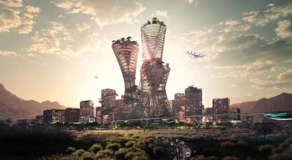 Amerykański miliarder buduje od zera miasto przyszłości za 400 mld dolarów