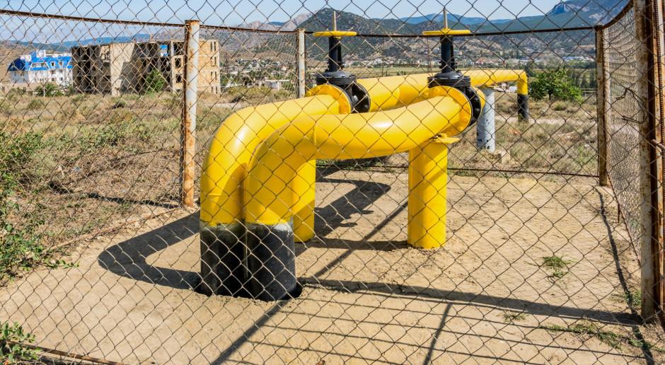 Rosja oskarża ukraiński wywiad o uszkodzenie gazociągu