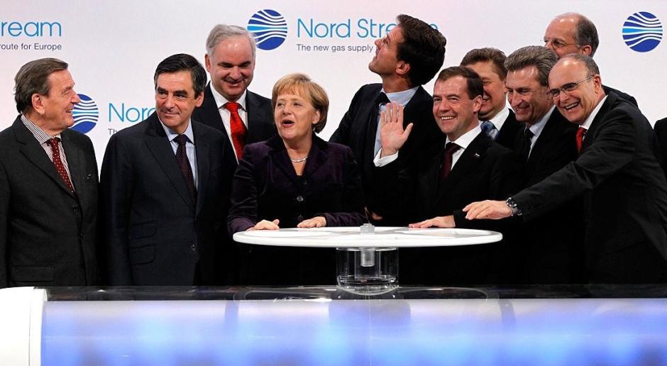 Niemcy musieli wspierać Nord Stream 2. Stanęli pod ścianą