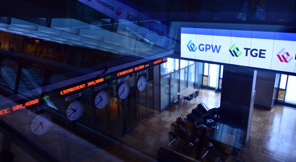 GPW: Średnie i małe spółki poprawiły 14-letnie maksima