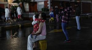 Meksyk: Silne trzęsienia ziemi w pobliżu Acapulco
