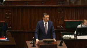 Morawiecki: Trzeba zlikwidować możliwość odliczania składki zdrowotnej od podatku