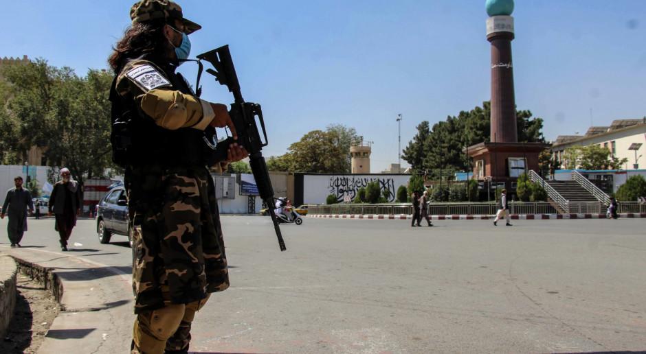 Afganistan: Talibowie zakazali demonstracji i protestów