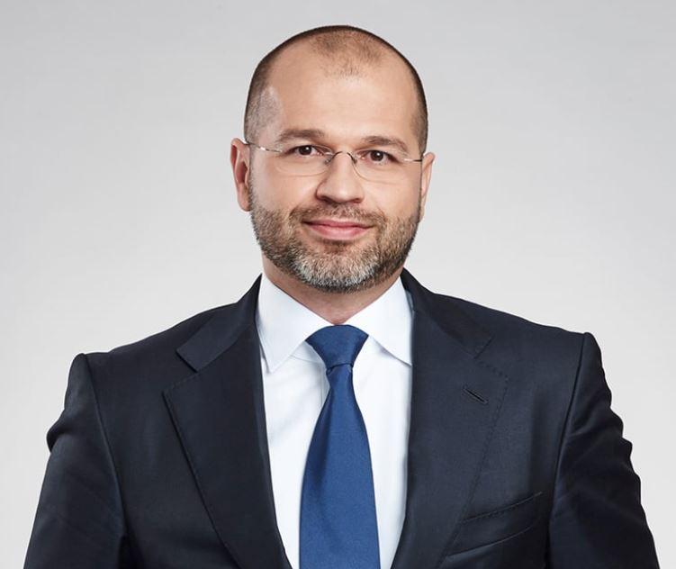 Marcin Smolarek, partner, adwokat, WKB Wierciński, Kwieciński, Baehr (fot. wkb.pl)