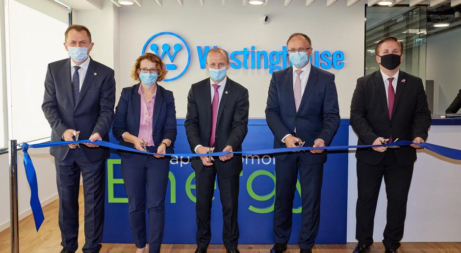 Amerykańska firma z branży technologii jądrowych otworzyła globalne centrum usług wspólnych