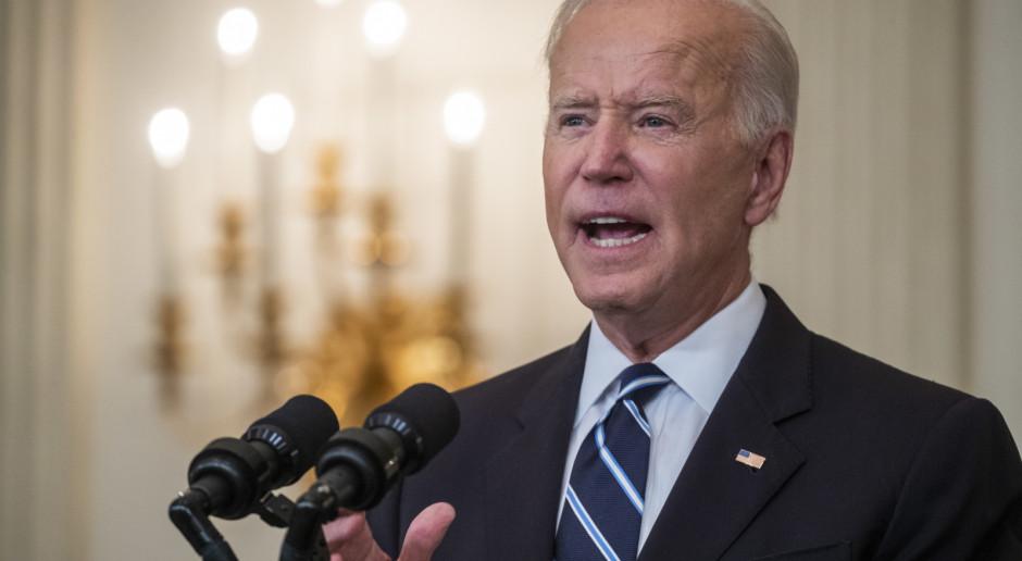 Joe Biden: Niezaszczepieni szkodzą Ameryce, nasza cierpliwość się kończy