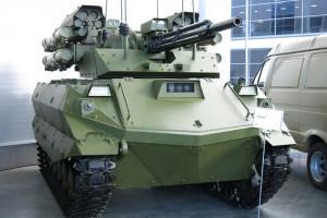 Rosja testuje nowe uzbrojenie, w tym roboty bojowe i wozy Terminator