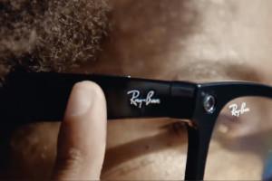 Facebook i Ray-Ban pokazali nowy gadżet - inteligentne okulary