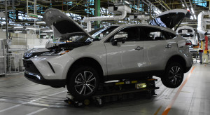 Kryzys chipowy będzie kosztował Toyotę 300 000 aut